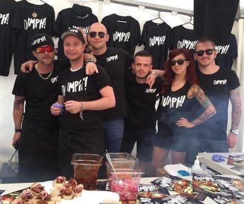Le Oumph! équipe