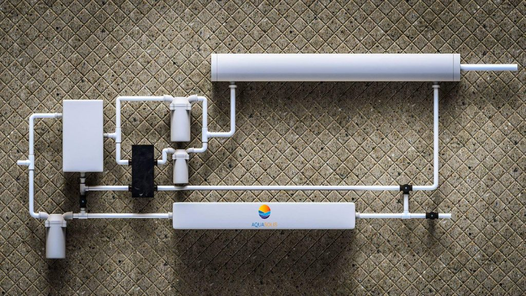 Aquasolis Global Water Purification, a Sustainable Technology
