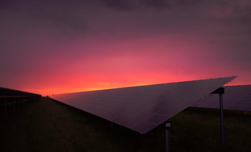 الطاقة الشمسية الريادة وفرصة للعيش قيم شركتي